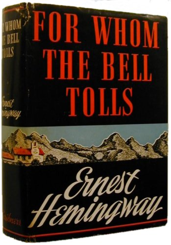 "book review for whom the bell The documentary ""john mccain: for whom the bell tolls""  life are well  known, while mccain covered many of them himself in five books."