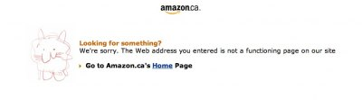 i am lost at amazon.ca